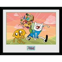 Adventure Time Finn and Jake Collector Print (30 x 40cm)