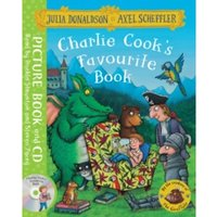 Charlie Cook's Favourite Book : Book and CD Pack