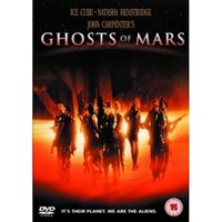 John Carpenter's Ghosts Of Mars DVD
