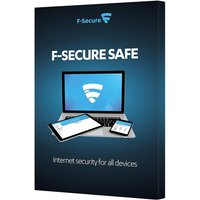 F-Secure Safe Internet Security Retail Box (1 Year, 3 Devices) (PC/Mac/Android)
