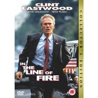In The Line Of Fire Collector's Edition DVD