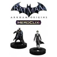 DC Heroclix Batman Arkham Origins Quick Start Two Pack Kit