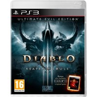 Diablo III 3 Reaper of Souls Ultimate Evil Edition PS3 Game