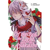 Of The Red, The Light & The Ayakashi Volume 1