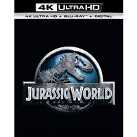 Jurassic World 4K UHD + Blu-ray + Digital Download