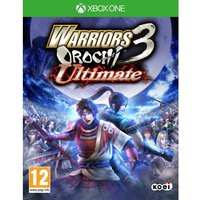 Warriors Orochi 3 Ultimate Xbox One Game (with Toukiden Collaboration Costume DLC)