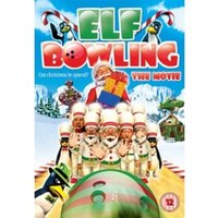 Elf Bowling The Movie: The Great North Pole Elf Strike DVD