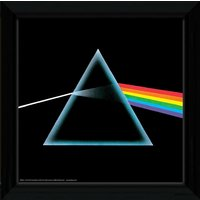 Pink Floyd Dark Side Of The Moon Framed Album Cover