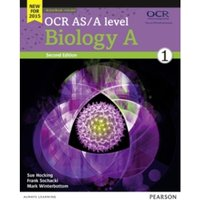 OCR AS/A level Biology A Student Book 1 + ActiveBook