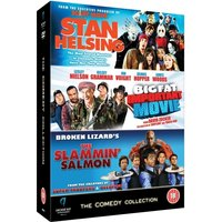 Comedy Collection (Stan Helsing / Big Fat Important Movie / Slammin Salmon) DVD