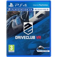 Drive Club Game PS4 (PSVR Required)