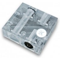 EK Water Blocks EK-FC Terminal DUAL Serial Plexi
