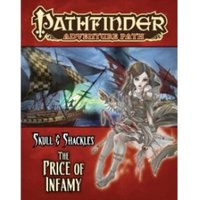 The Price of Infamy 59 Pathfinder Adventure Path