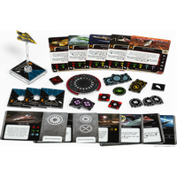 Star Wars X-Wing: Delta-7 Aethersprite Expansion Pack Board Game