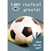 i-SPY Football grounds: What can you spot? (Collins Michelin i-SPY Guides) by i-SPY (Paperback, 2016)