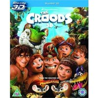 The Croods (2013) Blu-ray 3D