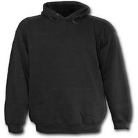 Urban Fashion Kid's Small Hoodie - Black