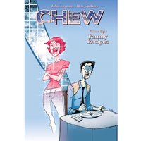 Chew Volume 8: Family Recipes TP