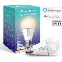 TP-LINK (KL110) Kasa Wi-Fi LED Smart Light Bulb, Dimmable, App/Voice Control, Energy Saving, Screw Fitting (Bayonet Adapter...