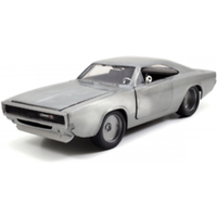 Dom's 1968 Dodge Charger R/T Jada 1:24 Die Cast Car