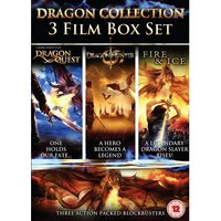 The Dragon Collection (Dragon Quest, Dragon Hunter, Fire & Ice) DVD