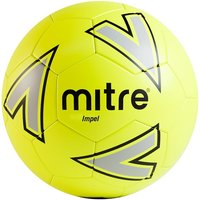 Mitre Impel Training Ball Yellow Size 4