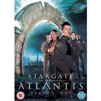Stargate Atlantis - Season 1 DVD