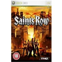 Saints Row Game