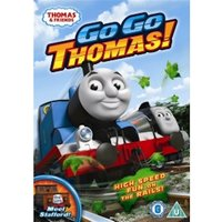 Thomas & Friends - Go Go Thomas DVD
