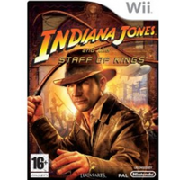 Indiana Jones and the Staff Of Kings Game