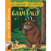 The Gruffalo : Book and CD Pack