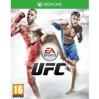 UFC Xbox One Game (with Bruce Lee DLC Code)