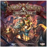 Rum & Bones: Second Tide Board Game