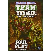 Blood Bowl Team Manager The Card Game Foul Play