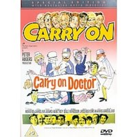 Carry On Doctor DVD