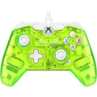 Rock Candy Neon Green Wired Controller for Xbox One