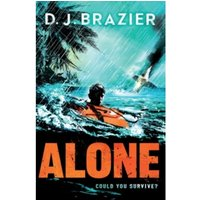 Alone by D.J. Brazier (Paperback, 2016)