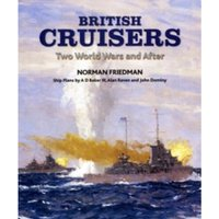 British Cruisers : From Treaties to the Present