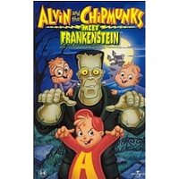 Alvin And The Chipmunks Meet The Wolfman & Alvin And The Chipmunks Meet The Frankenstein DVD