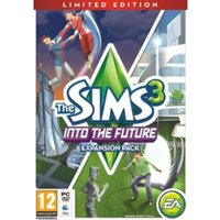 Sims 3 Into The Future Limited Edition Game