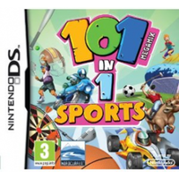 101 in 1 Megamix Sports Game