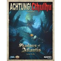 Achtung! Cthulhu Expansion Shadows of Atlantis