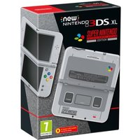 New 3DS XL SNES Edition Console