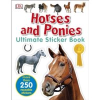 Horses and Ponies Ultimate Sticker Book