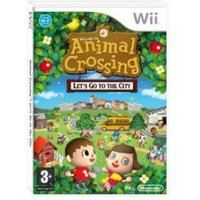 Animal Crossing Lets Go To The City Game (Portuguese)