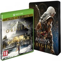 Assassin's Creed Origins Gold Edition + Steelbook Xbox One Game