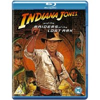 Indiana Jones And Raiders Of The Lost Ark Blu-ray