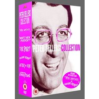Peter Sellers Collection DVD