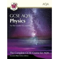 New Grade 9-1 GCSE Physics for AQA: Student Book with Online Edition by CGP Books (Paperback, 2016)