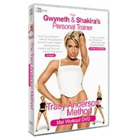 Tracy Anderson Method - Mat Workout DVD